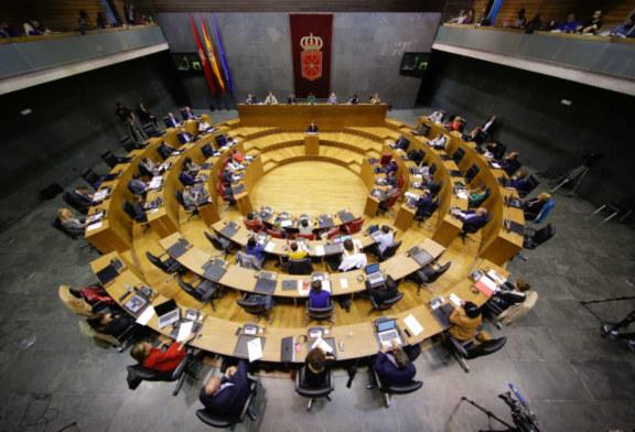 Aprobadas 14 de las 26 resoluciones en el Debate sobre el Estado de la Comunidad Foral de Navarra