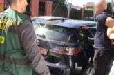 La Guardia Civil detiene a un hombre por robo de vehículos por encargo