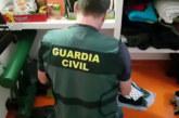 La Guardia Civil detiene en Guipúzcoa a un individuo por pertenencia a la ETA