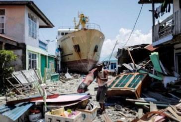 Elevan a 1.407 el número de muertos por el seísmo y el tsunami en Indonesia