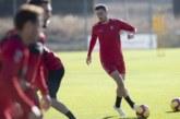 Kike Barja se perderá entre 6 y 8 meses por una lesión de ligamento cruzado