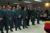 El Guardia Civil fallecido en Granada es condecorado con la Cruz de la Orden del Mérito con distintivo rojo