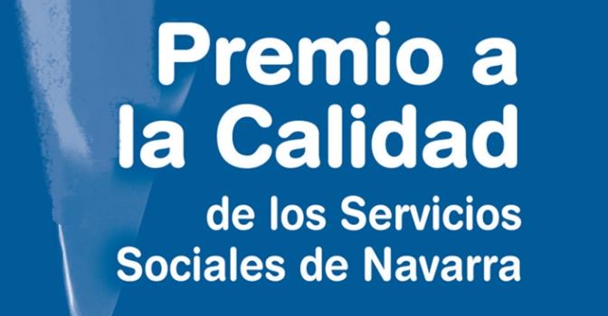 Anfas y Atena, premios a la Calidad de los Servicios Sociales de Navarra
