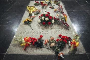 El Supremo resuelve en precampaña dónde reubicar los restos de Franco