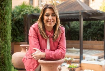 Susana Díaz anuncia que repetirá como candidata para «recuperar» Andalucía