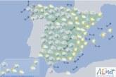 Hoy en España, precipitaciones fuertes en Galicia, área del Estrecho y Canarias