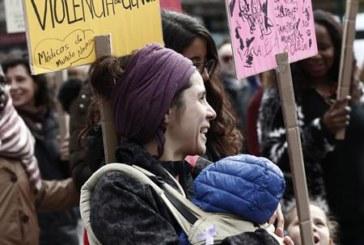 Varios miles de personas dicen «se acabó el juego» para la violencia sexista