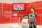 Chivite: El PSOE defiende el autogobierno dentro de una España federal