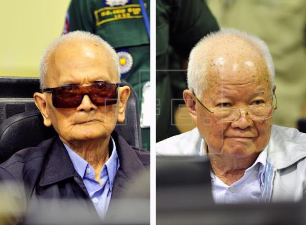 Camboya condena el genocidio del Jemer Rojo en un fallo histórico