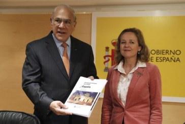 La OCDE pide a España reformar las pensiones y una senda fiscal más ambiciosa