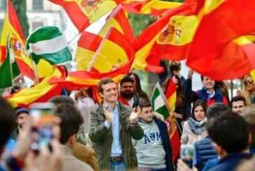 Casado habla con Moreno y le encarga que lidere «el cambio histórico» andaluz