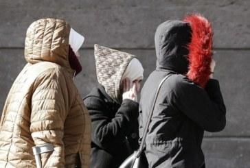 Alerta amarilla en Navarra por rachas de viento que pueden llegar a 70 km/h