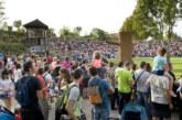Sendaviva cuenta con un nuevo record con cerca de 200.000 visitantes en su 15ª temporada