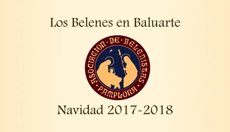 Belenistas de Pamplona presentan la Navidad en vídeo, sus talleres infantiles y calendario