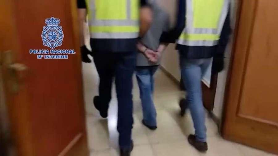 El «rey del cachopo» se declara inocente en su primer testimonio policial