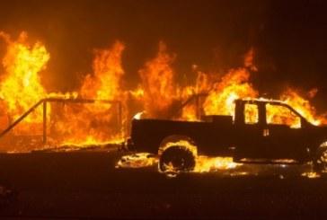 Al menos 9 muertos y 150.000 evacuados en nueva oleada de incendios en California
