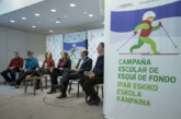 En marcha la 35ª Campaña escolar de Esquí de Fondo en Navarra en Roncal y Salázar