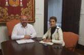 Chivite y Arasti comparten la apuesta por el diálogo del Gobierno central