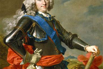 Felipe proclamado rey de España