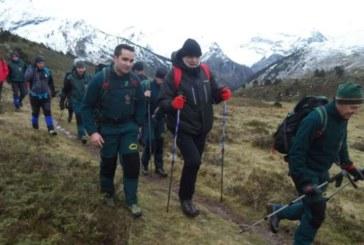 Clausura del Congreso de Gendarmerías Especializadas en la Intervención Policial y Rescate en Montaña en Jaca