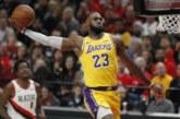 Lebron James supera a Chamberlain y es el quinto máximo anotador en la historia de NBA