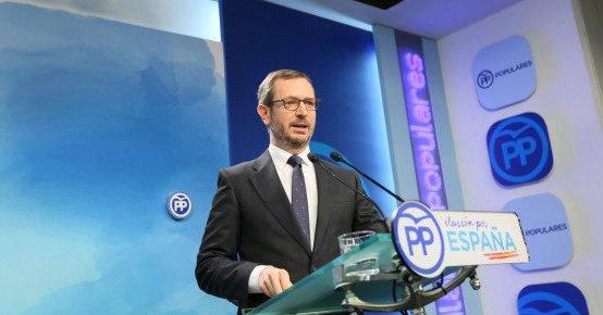 """El PP pedirá la comparecencia urgente de Sánchez para que explique el """"histórico ridículo"""" de Gibraltar"""
