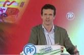 Casado critica que Sánchez desentierre dictadores muertos y no ataque a los vivos