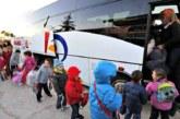 Arranca una campaña de control del transporte escolar hasta el día 21