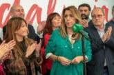 Díaz niega tajantemente que el PSOE-A quiera impulsar un partido federado