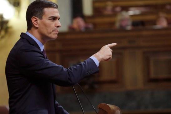 """Sánchez acusa a Torra de """"mentiras"""" y promete contundencia si incumple la ley"""