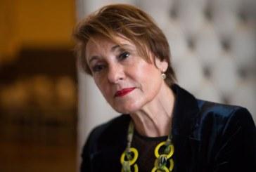"""María Bayo: """"Estamos todavía en crisis en el arte, sobre todo en la música"""""""