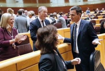 La mayoría del PSOE aleja el 155 y replantea el papel territorial del Senado