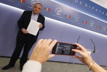 El PSOE recurre al TC el bloqueo del PP y Cs a la Ley de Estabilidad