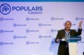 "Fernández (PP) urge a ""destituir"" a Torra por el 155 o por moción de censura"