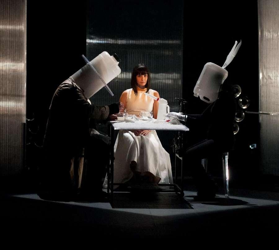 «Alicia y las ciudades invisibles», hoy en Auditorio de Barañain