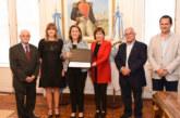 Barkos participa en el encuentro de las colectividades navarras de Argentina