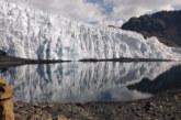 Los glaciares se derriten a un ritmo dos veces mayor desde comienzos de siglo