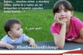 Cruz Roja pide ayuda campaña de juguetes navideños para 800 niños navarros