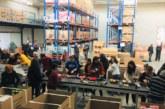 """Las 300 tm de la """"gran recogida"""" de alimentos llegarán a 25.000 personas en Navarra"""