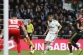 1-0. Benzema convierte el gol en victoria
