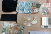 Tres detenidos en Tafalla por tráfico de drogas