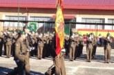El Regimiento América 66 del Ejército celebra en Aizóain el Día de su Patrona, La Inmaculada Concepción