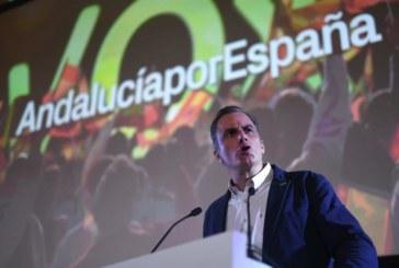 Vox confía en sacar de la Junta «al PSOE de la corrupción y la ineficacia»
