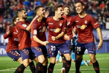 1-0. Un gol de Íñigo Pérez en el último minuto desnivela un partido abierto
