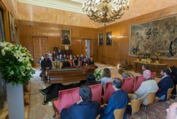 La Universidad de Navarra despide a Ismael Sánchez Bella su primer Rector