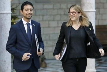 El Gobierno catalán impulsa una ley para poder aplicar normas recurridas al Constitucional
