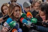 Susana Díaz garantiza que el PSOE defenderá el autogobierno y la igualdad