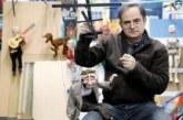 Marionetista, un oficio artesano en peligro de extinción
