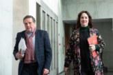 Un fallo de forma en la Mesa paraliza las expulsiones en Podemos-Orain Bai