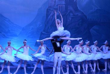 """El Russian Classical Ballet trae a Pamplona """"El lago de los cisnes"""""""